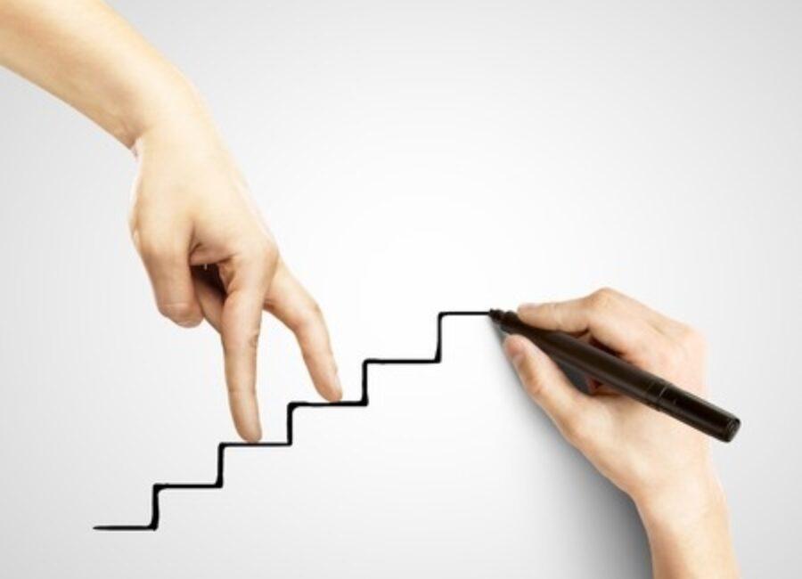 Réussir : La stratégie des petits pas