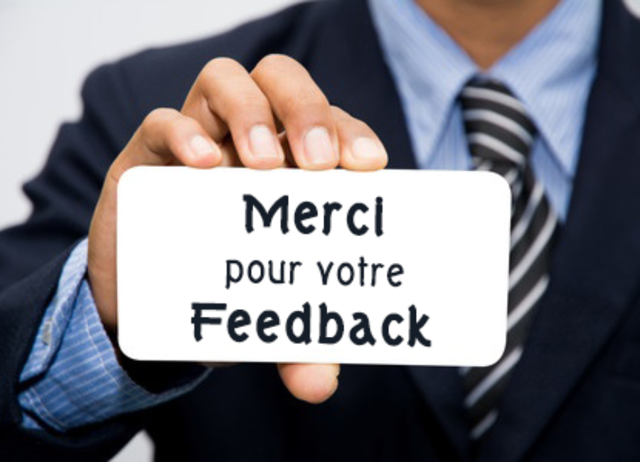 Le pouvoir du feedback dans vos relations professionnelles